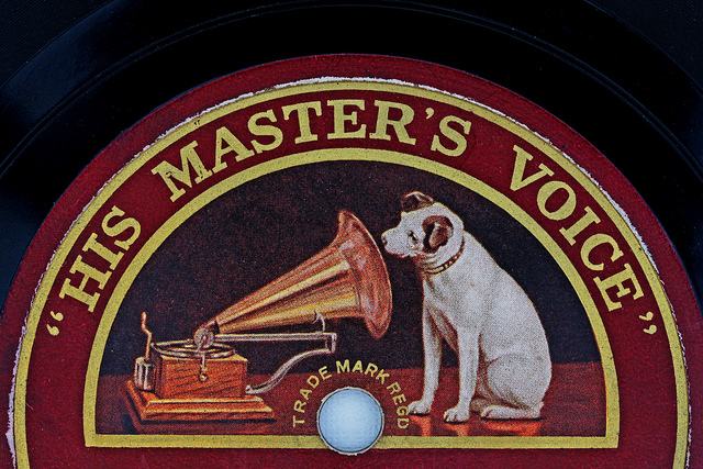 His master's Voice